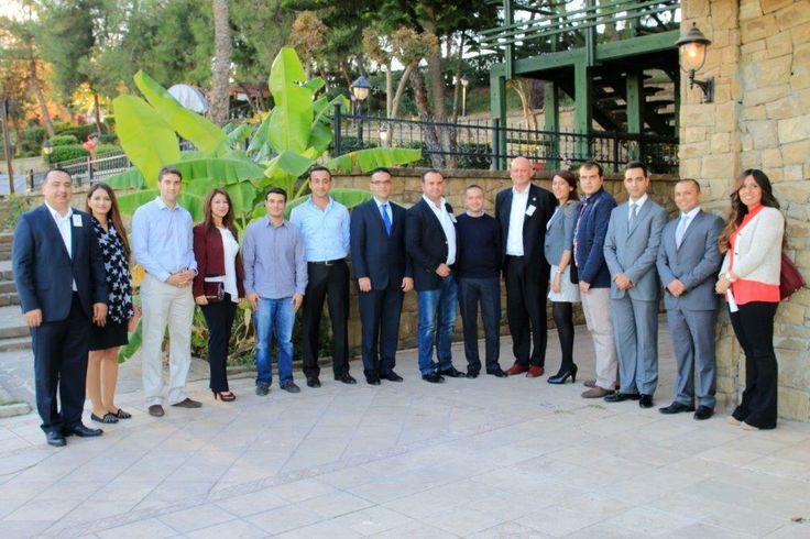Sheraton Adana Hotel Pre-opening Team