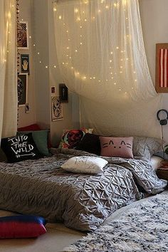 images of bedrooms mattress on floor - Google Search                                                                                                                                                      More
