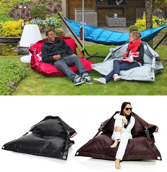 I love this chair/mattress and so want it for camping :)   (Can be found on Amazon)