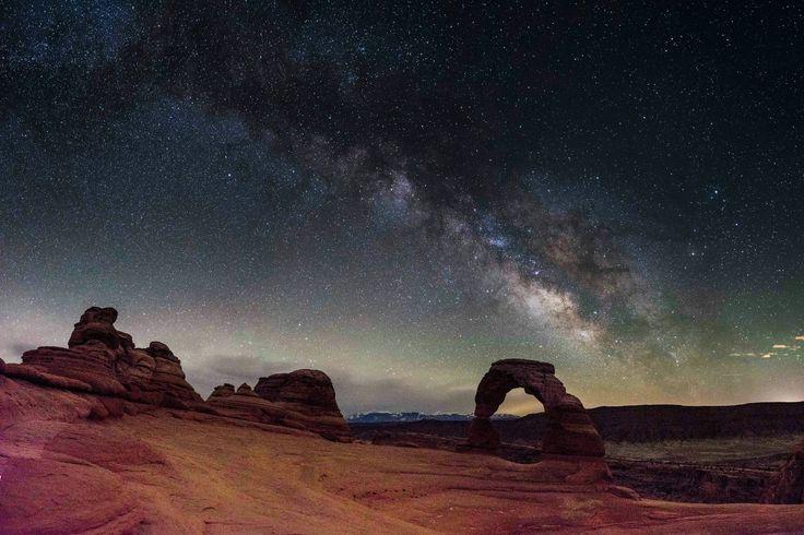 General 3840x2560 space universe stars landscape