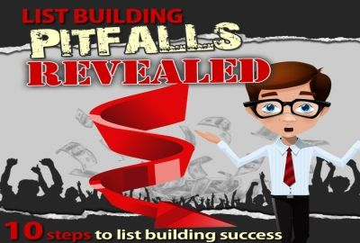 List Building Pitfalls Revealed  teach you how to build an effective list, it also focuses on this process in a unique way by discussing the common mistakes you need to avoid. http://boxrar.com/list-building-pitfalls-revealed/