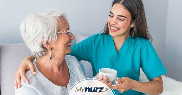 Begini Tips Cari Perawat Lansia Terpercaya Perawat Orang Penuaan