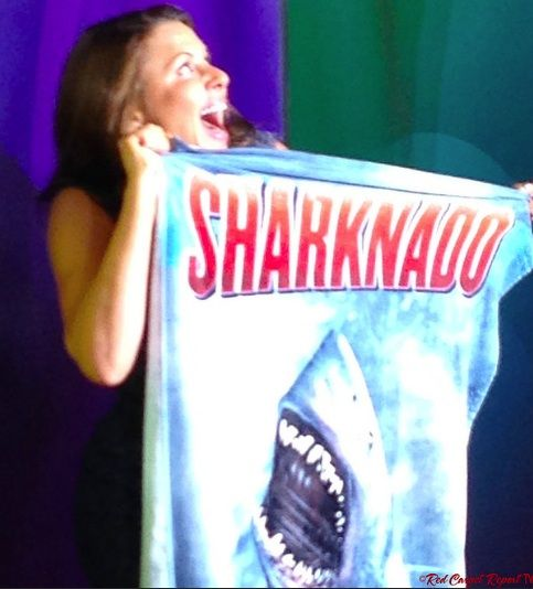 Syfy's Cult Hit Sharknado is Back with a Sequel and those Sharks are hungry for the Big Apple Check out Interviews with Sharknado 2 Cast, Trailers, Sneak Peek and More #Syfy #Sharknado2   http://www.redcarpetreporttv.com/2014/07/21/syfys-sharknado-2-is-back-and-those-sharks-are-hungry-for-the-big-apple-check-out-interviews-with-cast-trailers-sneak-peek-and-more-syfy-sharknado2/