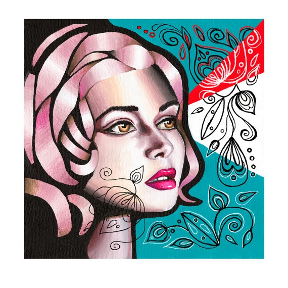 Pink Beacon canvas giclee print by AlexaAulds on Etsy, £70.00: Beacon Canvas, Alexaaulds, Etsy, Amazing Artwork, Art Zentangle, Canvas Giclee, Canvases, Pink Beacon
