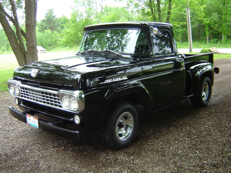 1958 Ford F-Series Pick-Up 292 V8