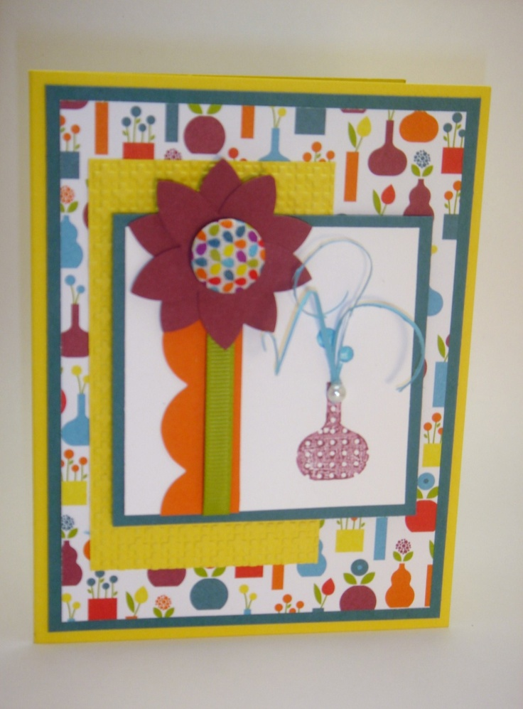 Summer smooches by Stampin' Up!Stampin Up, Summer Smooches