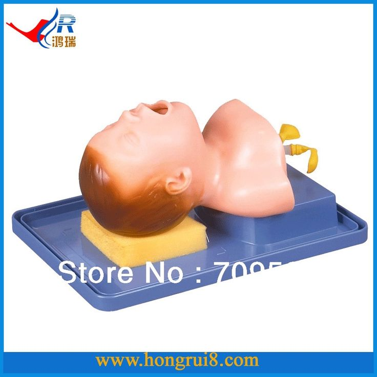 160.00$  Watch now - http://ali1tb.shopchina.info/1/go.php?t=1316298918 - Neonatal Tracheal Intubation Model,Medical Airway model  #buymethat