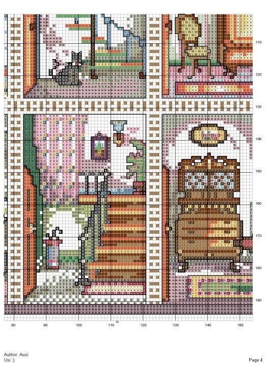Gallery.ru / Фото #4 - Кукольный домик - miamora