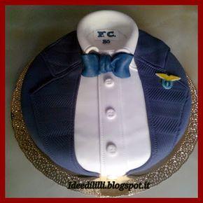 Cucina&dintorni: Torta camicia & giacca