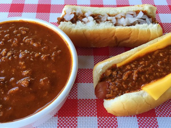 Top Secret Recipes | Wienerschnitzel Chili Sauce Copycat Recipe