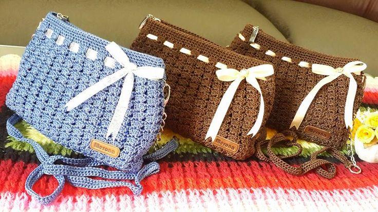 Ready to send to lovely customer.  Made by me, Rona Yuliani. -MERONA Crochet-