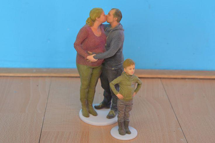 Voorbeelden - DoubleMe3d - Een 3D beeldje van jezelf