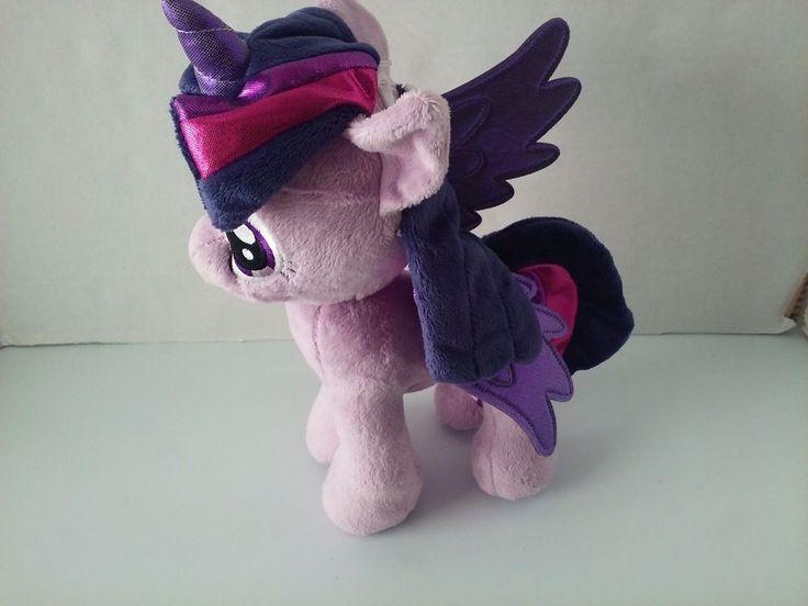 My Little Pony Twilight Sparkle stuffed animal plush #Aurora #TwilightSparkle #MyLittlePony
