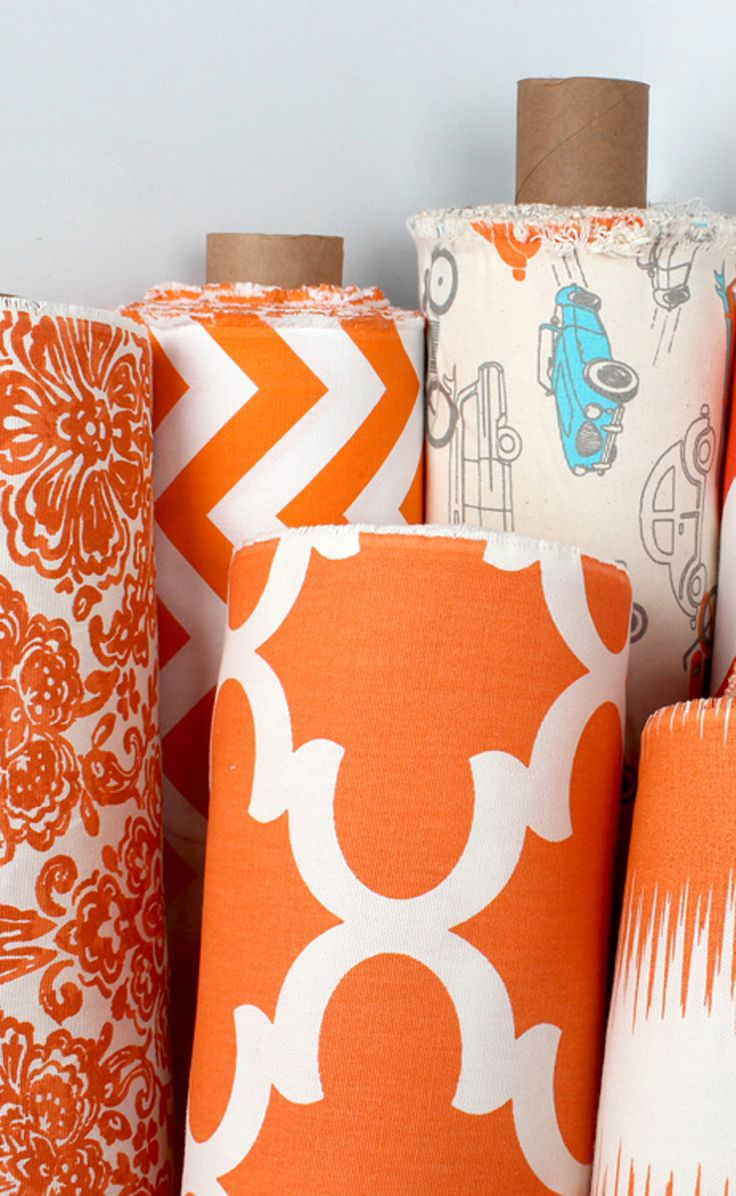 Premier Prints fabric #decor #DIY #sewing