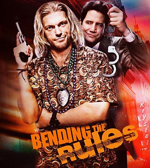 Bending The Rules - Adam Copeland (Edge)