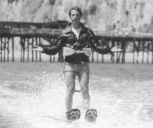 """""""Jumping the shark"""" --such a great phrase. Originated from Fonzie on water skis, in a scene from the Happy Days episode """"Hollywood, Part Three of Three"""", after jumping over a shark"""