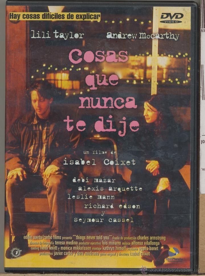 Cosas que nunca te dije: Un film tenso y agobiante de Isabel Coixet. Muy buscado - Foto 1