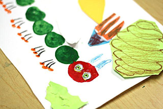 Más de 1000 imágenes sobre The Very Hungry Caterpillar en Pinterest ...