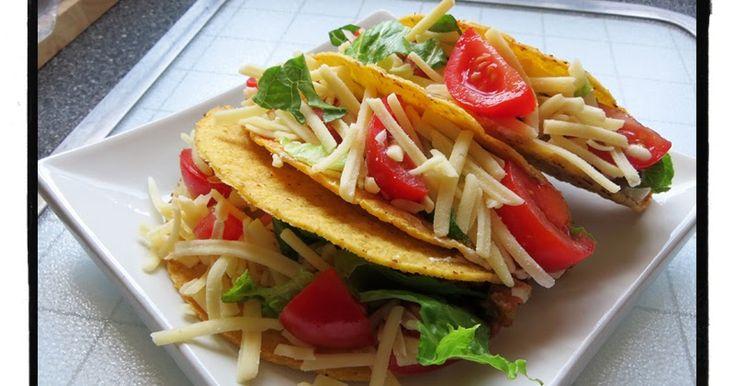 Tacos végétariens | Full vedge - Recettes végétariennes et gourmandes!