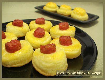 PATEURI- Niste pateute simple si delicioase, rapide si care pot inlocui cu succes banalul foietaj (plus ca sunt mai sanatoase ca au unt in loc de margarina din foie