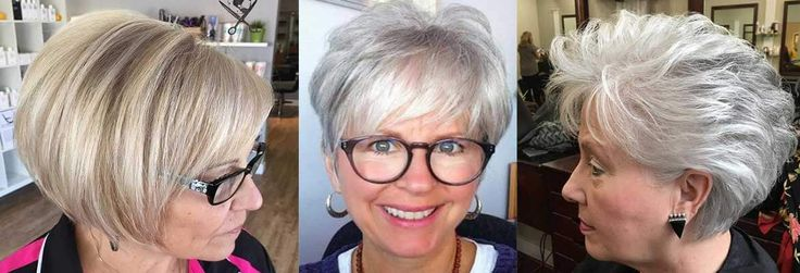 Check out these stylish short hairstyles for older women that we think would look great for different hair types and face shapes.