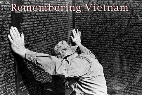 Vietnam I will never forget the feeling I had at the wall...Thank you to all those who have given their lives.