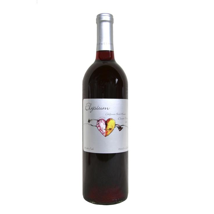 Deze rode dessertwijn is per toeval ontstaan. Nadat de wijnmakers een restpartij Black Muscat druiven kochten, boekten ze hiermee een ongeëvenaard resultaat. Een dessertwijn met een prachtig boeket van rozen(!) en een fruitige smaak met mooie zuren. Elysium kunt u drinken bij zeer veel verschillende desserts van vanilleijs tot chocolade. En bij Vurrukkulluk