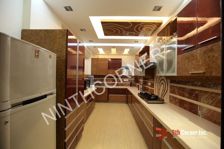 MODULAR KITCHENS-Need of Today. Get more Ideas for Interior Decoration of Modular Kitchens, Visit http://www.ninthcorner.com