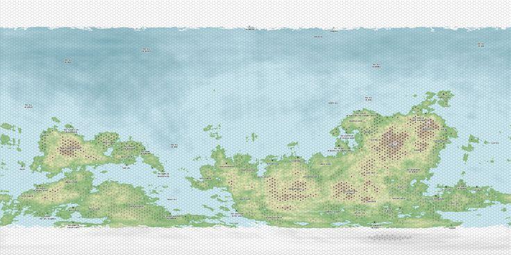 donjon; Gionevreg : Random Map Generator