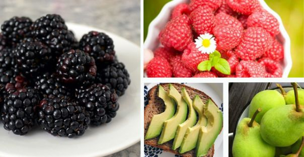 Fiber doesn't just help you out in the bathroom, it also lowers the risk of heart disease... http://greatist.com/health/surprising-high-fiber-foods