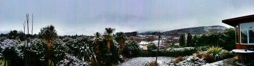 Wanaka winter wonderland... enough alliteration for one day.