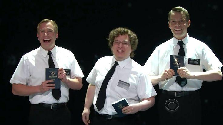 "THE BOOK OF MORMON (Broadway) - ""Hello"" [LIVE @ The 2012 Tony Awards]"