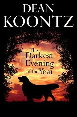 The Darkest Evening of the Year by Dean Koontz. Golden Retrievers are the hook. Really enjoyed. Diana