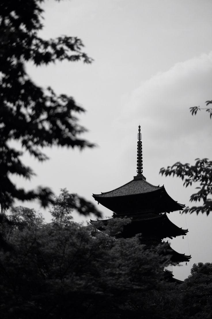 京都、東寺_五重塔