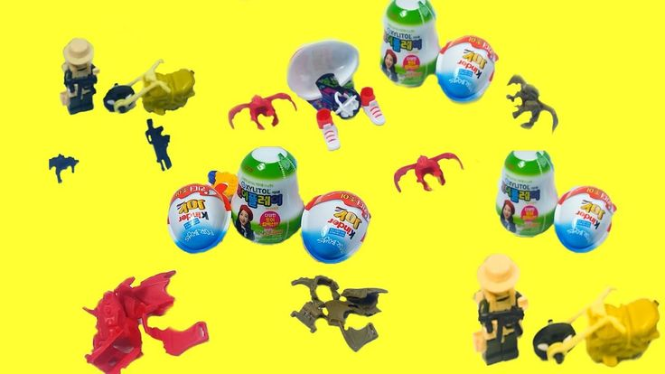 "Super Surprise Eggs Kinder toys! Kinder Joy Surprise eggs &Dinosaur toys !Raiyan Toys Maker!킨더조이 장난감 Super Surprise Eggs Kinder toys! Kinder Joy Surprise eggs &Dinosaur toys !Raiyan Toys Maker!킨더조이 장난감 If you like this video please subscribe my channel ""Raiyan Toys Maker"". Thank you for watching."
