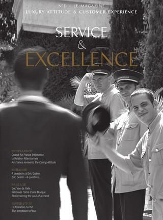 Service & Excellence n°11