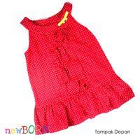 Jual RED CHERRY DRESS, DRESS | GAUN dengan harga Rp 89.000 dari toko online newBORN BabyShop, Tangerang. Cari produk dresses lainnya di Tokopedia. Jual beli online aman dan nyaman hanya di Tokopedia.