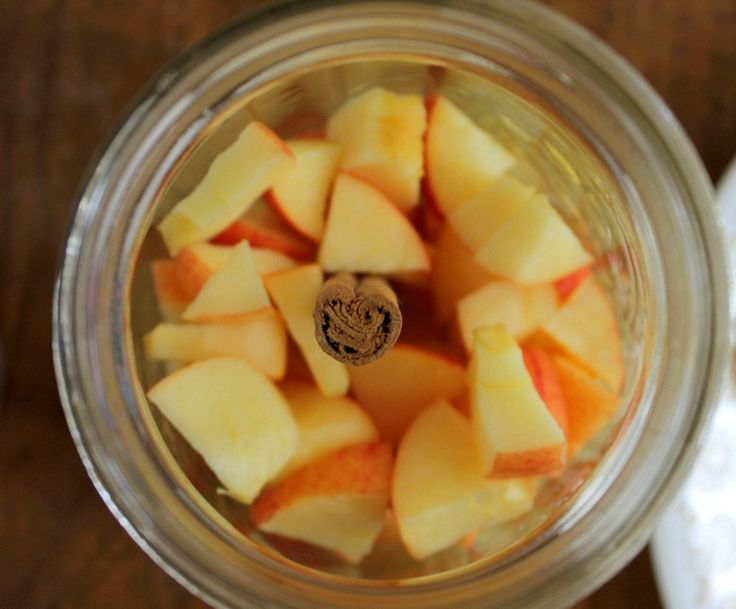 Fermenting fruit can prove a bit more complicated than vegetables, due to their higher sugar content. Recipe for fermented cinnamon apples on Health Impact News #recipe #fermented