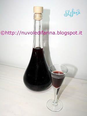 Julian Cuisine: Liquor Terrano