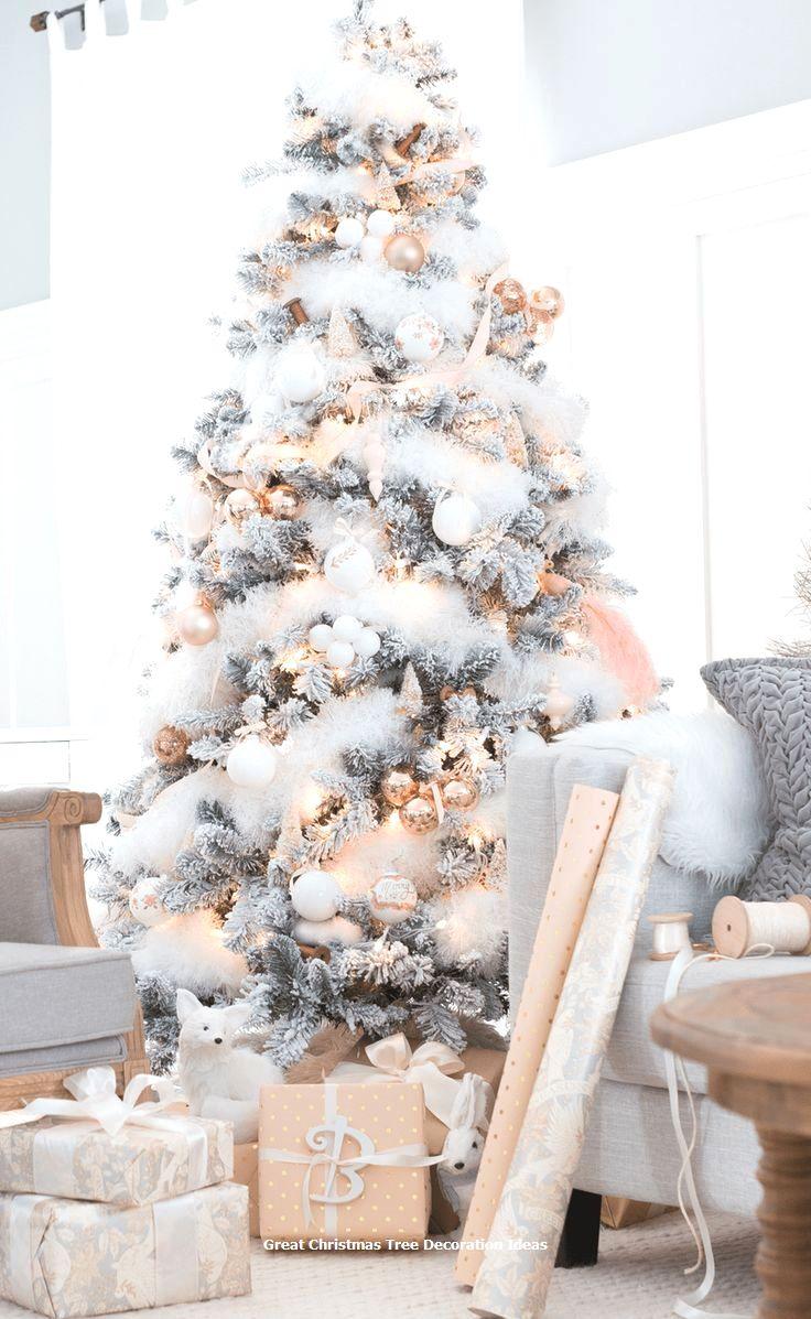 Christmas Tree 2020 Ideas Lovely Christmas Tree Decoration Ideas #xmastree in 2020 | Elegant