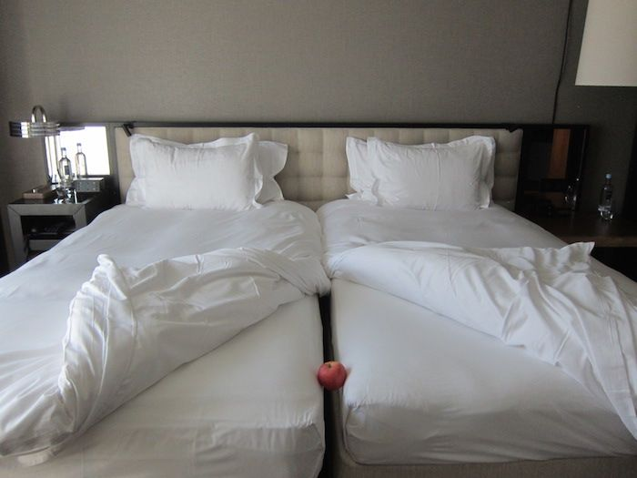 Two Duvets Are Better Than One