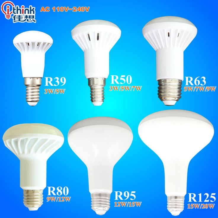 Inspirational R R R LED lamp E E Base LED BULB W W W W led umbrella