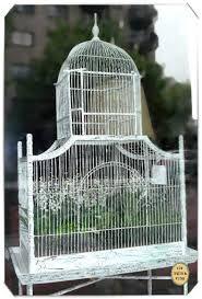 jaulas antiguas jaulas de pjaros