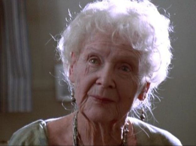 """Gloria Stuart was the only person who worked on the film who was actually living in 1912 when the Titanic sunk. 