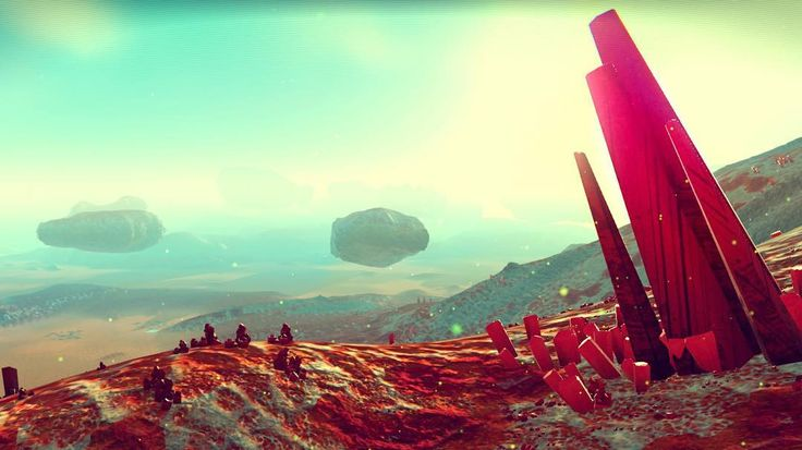 provocative-planet-pics-please.tumblr.com Really nice crystal in the front. QOTD: On a scale from 1-10 how hyped for No Mans Sky? - - #Nomanssky #no #mans #sky #man #ps4 #pc #game #ships #planets #universe #18quintillionplanets #playstation #sun #galactic #galaxy #sentinels #animals #generate #follow #comment #ebgames #preorder #crystal #hype #follow4follow #yes #blaster by no.mans.sky.daily https://www.instagram.com/p/BEWLSDpOuUE/