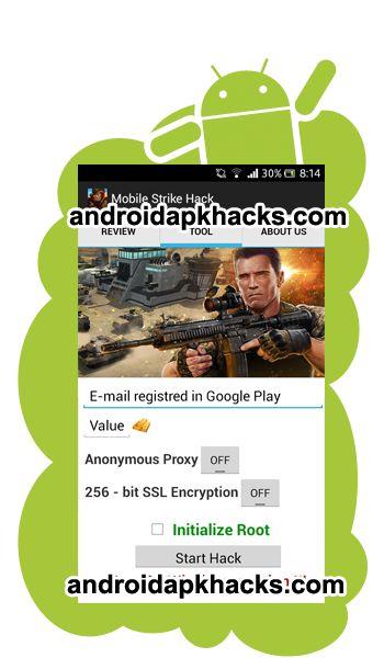 Mobile Strike Hack Android Apk Mod
