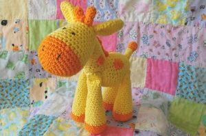 Giraffe by Debbzz