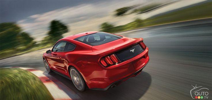 Top 10 : Voitures les plus puissantes pour le prix en 2016   No. 2 - Ford Mustang V6   Page 10 de 11   Actualités automobile   Auto123