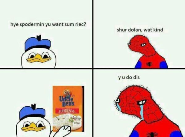 I usually hate Dolan comics, but this one actually made me laugh. - Funny Pics Daily Archive