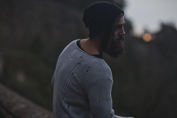 Extreme Knit Grey